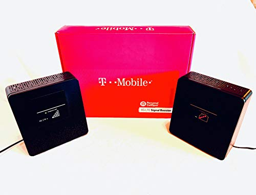 Cel-Fi Duo Plus Smart Signal Booster with Remote Monitoring/Management (T-Mobile) / Newest Model for Small Businesses
