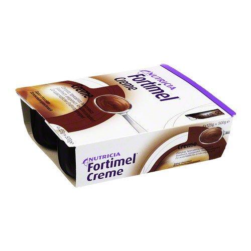 fortimel creme schokoladengeschmack 4X125 g