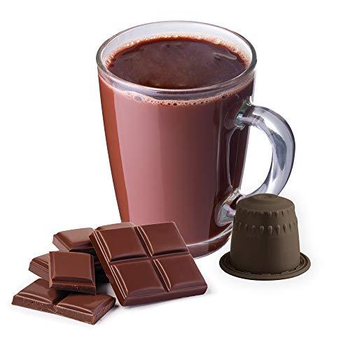 Note D'Espresso Cápsulas de Chocolate - 100 x 7 g, Total: 700 g