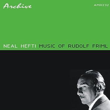 Music of Rudolf Friml