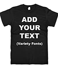 """*** CIRCULAR **** is AUTHORIZED seller for Custom Printing. Click on """"Circular"""" for more items. Unisex ADULT ULTRA SOFT high quality t-shirts for men & women. Add your customized design for Uniforms, Sport Wears, Daily Fashion, Family Shirts, Group S..."""