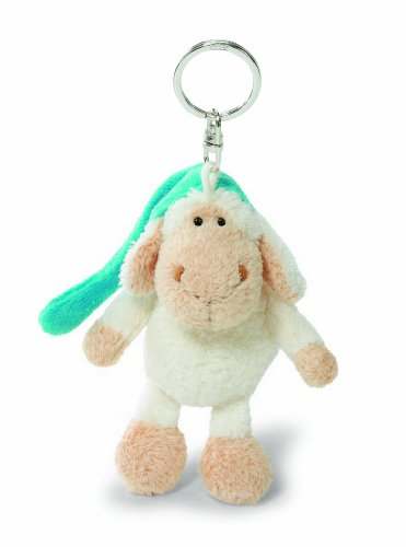 Nici 34292 - Schaf Jolly Sleepy Schlüsselanhänger 10 cm