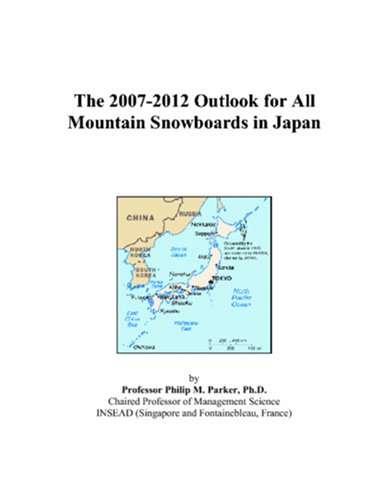 The 2007-2012 Outlook for All Mountain Snowboards in Japan