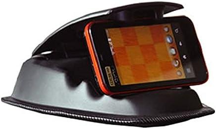 ビートソニック (Beat-Sonic) Q-BanKIT(吸盤キット)ホルダー スマホ タブレット ポータブルナビ用 対応サイズ122(高さ)×12.2(厚み)mm スタンド不要 QBA40