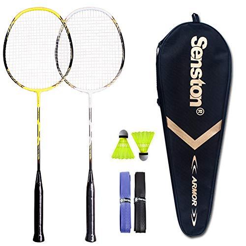 Senston-2 Player Badminton Racket Set Review