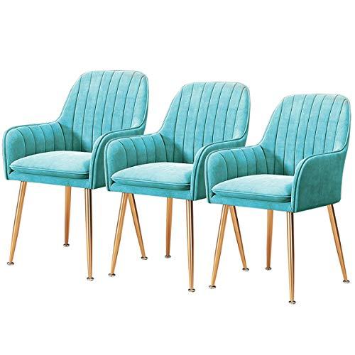 Keuken eetkamerstoelen set teller lounge woonkamer corner stoelen staal poten kuip stoelen stoel met armleuningen en rugleuningen