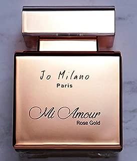 Mi Amour Rose Gold by Jo Milano Paris 3.4 fl.oz Eau De Parfum Spray for Women