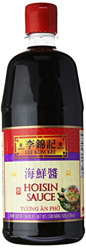 Lee Kum Kee Hoisin Sauce, hoisin, spicy, sweet sauce, 36.0 Ounce