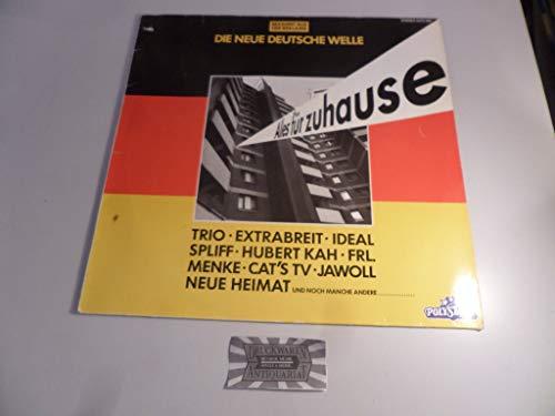 Various - Alles Für Zuhause (Die Neue Deutsche Welle) - Polystar - 2475 560, Polystar - STEREO 2475 560