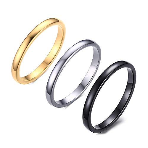 Benetta. タングステン リング 黒 ブラック 指輪 ピンキーリング メンズ レディース 男女兼用 おしゃれ シンプル 高級感 ブランド 婚約 結婚 ゆびわ プレゼント ブランドバッグ (Black, 13号)