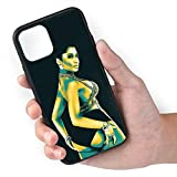 Nicki Minaj Cell Phone Cases for iPhone 11/iPhone 11 Pro/iPhone 11 Pro Max Back Cover Protective Basic Apple Case Soft TPU+Pc Mobile Shell Frame,iPhone 11