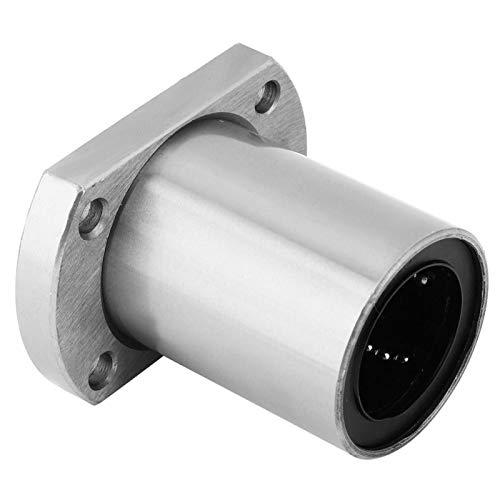 Rodamiento de brida, rodamiento lineal de brida duradero, para equipo CNC para máquina de grabado(LMH30UU)