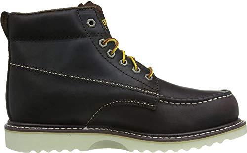 Wolverine Apprentice Men Hi Lea twig W09095 Herren Boots, Braun (brown black), 44