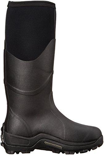 Muck Boots Muckmaster High, Bottes & Bottines de Pluie Mixte, Noir (Black/Black), 43 EU