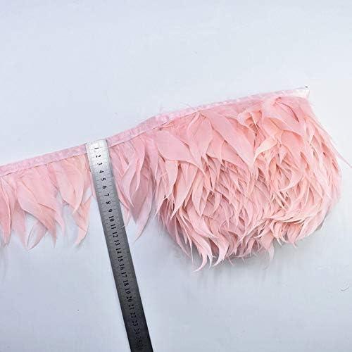 YOCO Sewing Rare golden lace satin fringe Over item handling Latin cloth decoration sta
