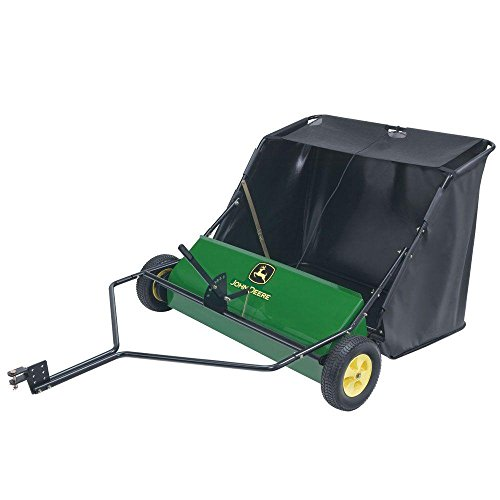 John Deere 42 in. 24 cu. ft. Tow-Behind Lawn Sweeper