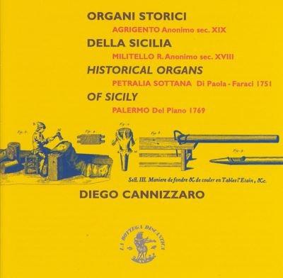 Histor. Orgeln Aus Sizilien