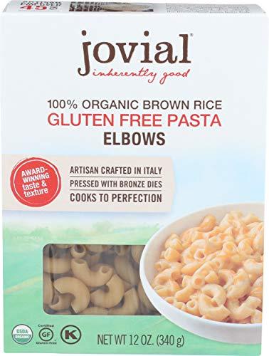 Jovial Foods, Organic Brown Rice (Elbow, 12 Oz)