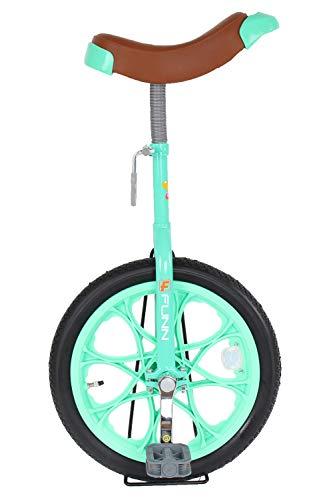 21Technology 一輪車 16インチ 【IR160】 (グリーン)
