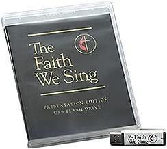 The Faith We Sing Presentation Edition by Methodist Publication, UMPH (2014) Hardcover