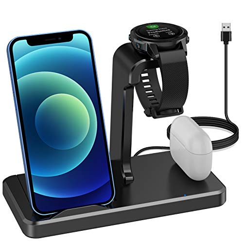 Aimtel Wireless Charger,3 in 1 Wireless Charging Station Compatible with...