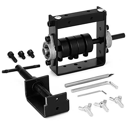 Abisoliermaschine Kecheer manuelle Abisoliermaschine Schrott Kabelschälmaschinen Abisolierzange für 1~30 mm Utility-Handwerkzeug Kann elektrische Bohrmaschine anschließen