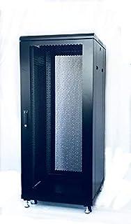 RAISING ELECTRONICS 27U Network Server Cabinet 600mm Deep Aluminum Structure-Ship from California
