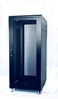 27U Network Server Cabinet 600mm Deep Aluminum Structure-Ship from California