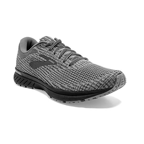 Brooks Mens Revel 3 Running Shoe - Primer/Ebony/Black - D - 11.0