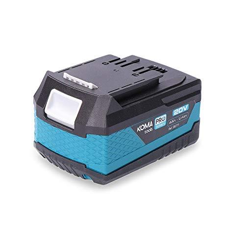 KOMA Tools 08771 Batterie au Lithium 20 V Plusieurs Couleurs