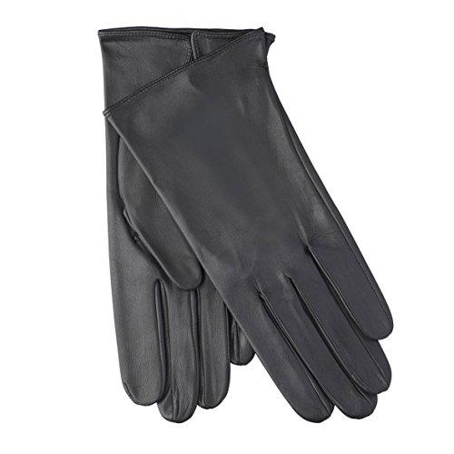 DENTS/デンツ レザーグローブ 皮手袋 ジェームズ・ボンド スカイフォール - ブラック 5-1007 - M