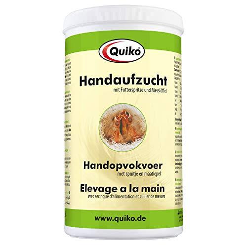 Quiko Hand-Formula 625g - Handaufzucht für Papageien und Sittiche