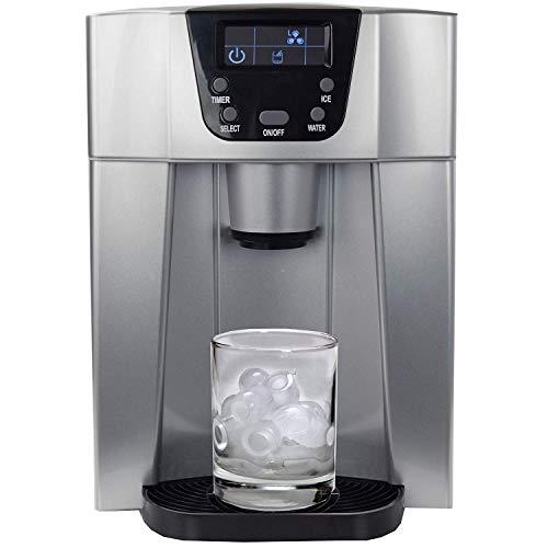 Distributeur de glace BETEC SLIM • Machine à glace • Machine à glace avec fonction de distributeur + distributeur d'eau...