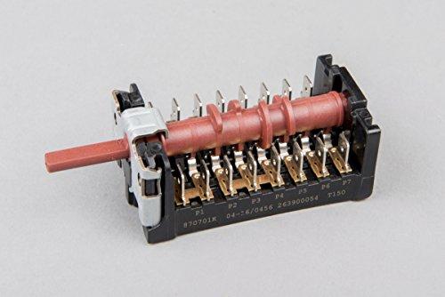 Conmutador Selector Interruptor para Horno BEKO GOTTAK-870701K