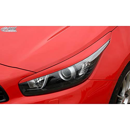 Scheinwerferblenden Cee'd & Pro Cee'd JD 2012- (ABS)