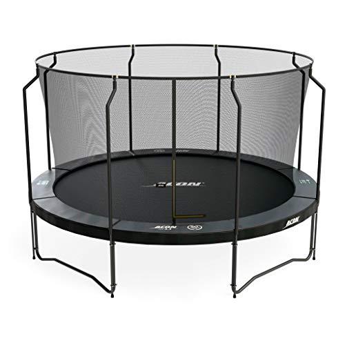Acon Air Gartentrampolin mit Premium Sicherheitsnetz - ø 430 cm