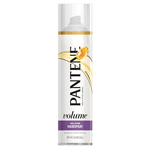 Pantene Pro-V Volume High Lift & Fullness Hairspray for Volume, Body and Fullness, 11 oz