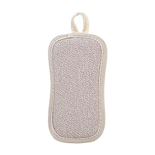 3/1 unids cocina limpieza toalla utensilios de cocina cepillos anti grasa trapos absorbente lavado plato paño accesorios 2 cara esponja