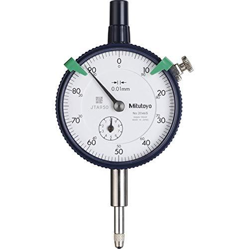 Mitutoyo Comparatore DIN 878, Campo di misura 10mm, precisione 0,01mm, 1pezzi, 2046sb