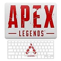 Apex Legends アペックスレジェンド Apex Legends MacBook Air 13 インチ ケース 衝撃吸収 薄型 対応 A1466/A1369 MacBook Air 13 キーボードカバー ラップトップ MacBook Pro 13 キーボードカバー MacBook Pro 13 インチ ケース カバー A1706/A1989/A2159