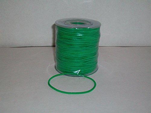 Emerald Elastic Stretch Cord 1.5mm X 50 Yards