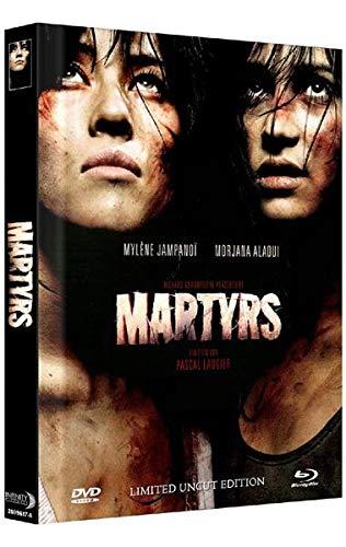 BR+DVD Martyrs (2008) UNCUT - 2-Disc Mediabook (Cover A) - limitiert auf 555 Stk.