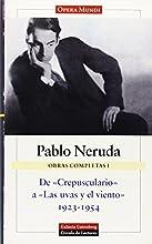 Obras Completas I De Crepusculario a Las (Obras Completas)