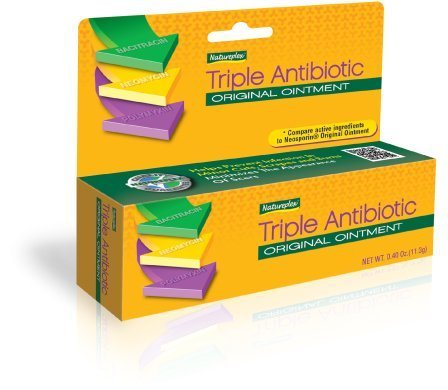 Natureplex Triple Antibiotic Original Ointment 0.33 Ounce Tube by Natureplex