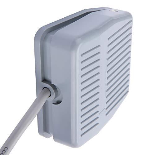 Interruptor de pedal, design de superfície antiderrapante Dispositivo de soldagem de interruptor de pedal para instrumentos médicos e equipamentos têxteis