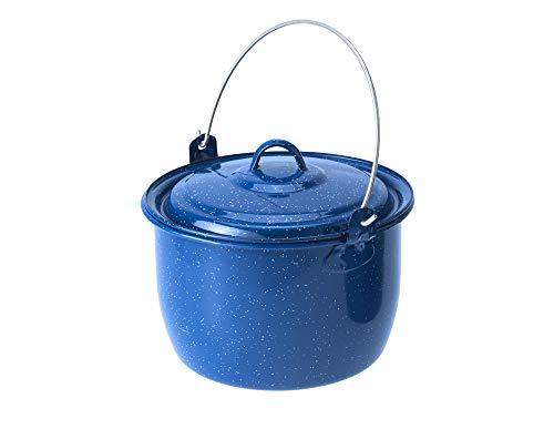 GSI Outdoors 4.25 qt. Convex Kettle, Blue