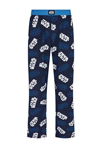 Pantalones de pijama de Re:Covered con logo clásico de Star Wars