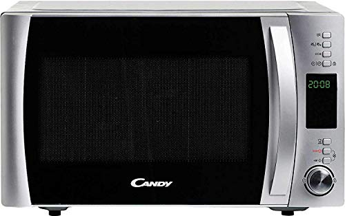 Candy CMXW20DS Micro-ondes Electronique 20L Silver Facile d'utilisation