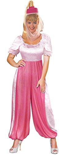 Jeannie The Genie Plus Size Halloween Costume Basic Kit 0X/XL