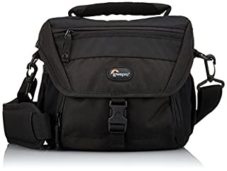 Lowepro Nova 160 AW - Bolso Bandolera para cámaras réflex, Negro (B0016J7VD8) | Amazon price tracker / tracking, Amazon price history charts, Amazon price watches, Amazon price drop alerts